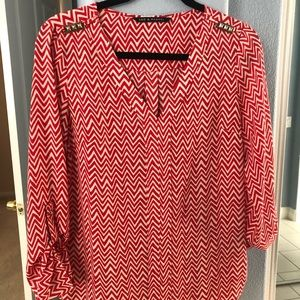 Zac and George dress blouse